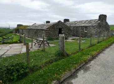 Corrigall Farm Museum in Kirk