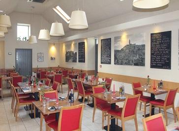 Lucano Restaurant in Kirkwall