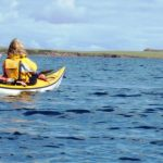 Kayaking in Kirkwall