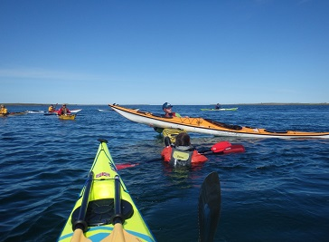 Paddle Orkney