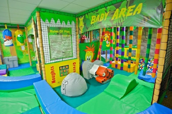 Soft Play and Indoor Playgrounds