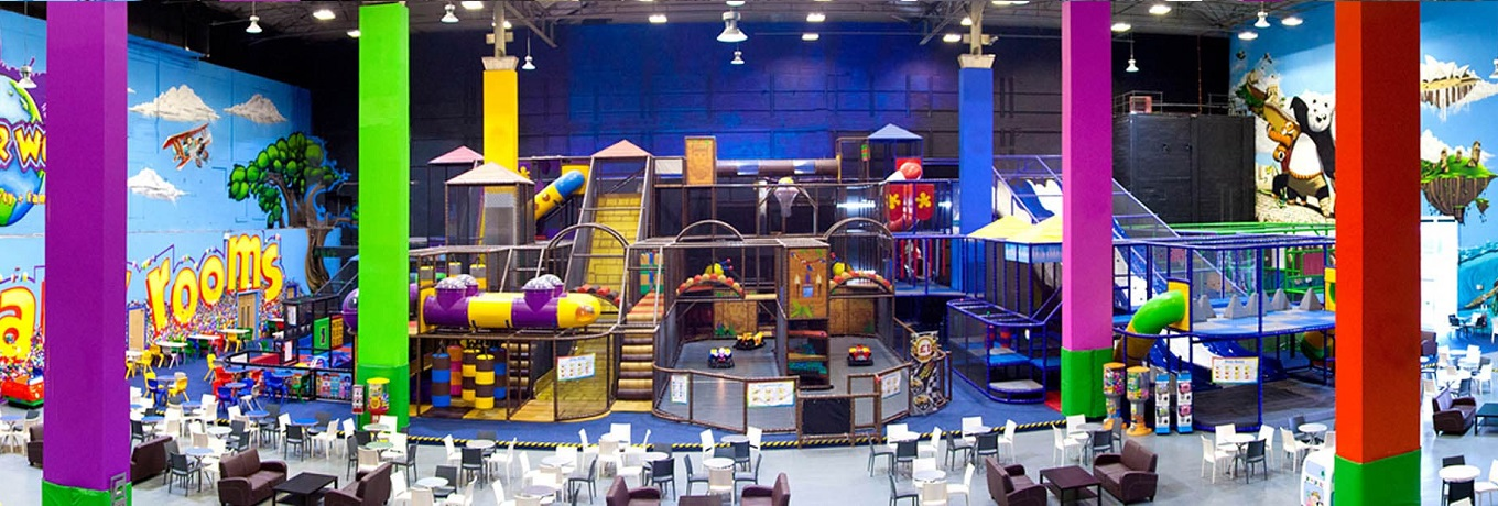 Soft Play and Indoor Playgrounds for Kids